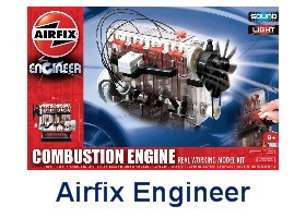 Airfix Engineer Lights & Sounds Kits