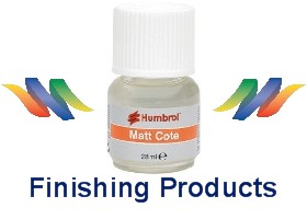 Humbrol Finishing Products