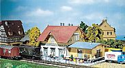 Faller 110097 OO/HO Scale Model Kit WAYSIDE HALT - BLUMENFELD