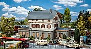Faller 110112 OO/HO Scale Model Kit STEINHEIM RAILWAY STATION