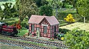 Faller 110200 OO/HO Scale Model Kit HALTEPUNKT STATION HALT - SCHONBERG