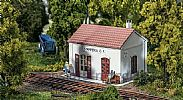Faller 110201 OO/HO Scale Model Kit STAMPERIA STATION HALT - PRISTINE FINISH