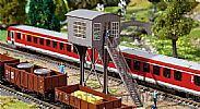 Faller 120114 OO/HO Scale Model Kit DULHAUSEN SIGNAL TOWER KIT II