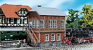 Faller 120121 OO/HO Scale Model Kit SIGNAL BOX III