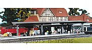 Faller 120200 OO/HO Scale Model Kit PLATFORM - WITH BUILT-IN DRIVE MECHANISM