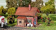 Faller 120223 OO/HO Scale Model Kit SIGNALMANS HOUSE - CLINKER CONSTRUCTION