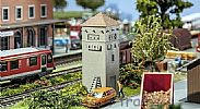 Faller 120261 OO/HO Scale Model Kit SMALL TOWER-STYLE SUBSTATION