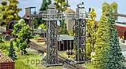 Faller 120284 OO/HO Scale Model Kit DOUBLE SANDING TOWER