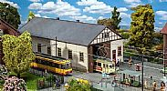 Faller 120289 OO/HO Scale Model Kit NAUMBURG TRAM DEPOT