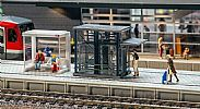 Faller 120297 OO/HO Scale Model Kit MODERN PLATFORM LIFT / ELEVATOR - WITH DRIVE PARTS