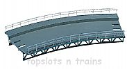 Faller 120476 OO/HO Scale Model Kit CURVED TRACK BED - RADIUS = 437.5 mm