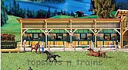 Faller 130541 OO/HO Scale Model Kit STABLES