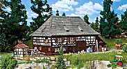 Faller 130575 OO/HO Scale Model Kit KURNBACH FARMHOUSE