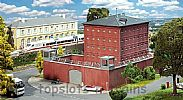 Faller 130808 OO/HO Scale Model Kit JAIL / PRISON – 5 STOREY BRICK BUILT BUILDING