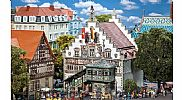 Faller 130902 OO/HO Scale Model Kit LINDAU TOWN HALL