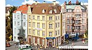Faller 130910 OO/HO Scale Model Kit GOETHESTRASSE POLICE STATION