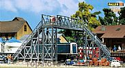 Faller 131361 OO/HO Scale Model Kit HOBBY SERIES - PEDESTRIAN FOOTBRIDGE