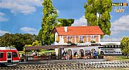 Faller 131380 OO/HO Scale Model Kit HOBBY SERIES - EBELSBACH RAILWAY STATION