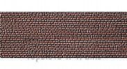 Faller 170806 OO/HO Scale Decorative Sheet 2 X RED SANDSTONE SHEETS – 370 x 125 x 6 mm