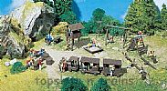 Faller 180577 OO/HO Scale Model Kit ADVENTURE PLAYGROUND