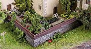 Faller 180941 OO/HO Scale Model Kit COPING STONES FOR GARDEN WALLING