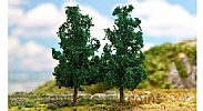 Faller 181302 OO/HO Scale Trees 2 X PREMIUM FIR TREES - 130 mm