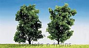 Faller 181365 OO/HO Scale Trees 2 X ASH TREES - 110 mm