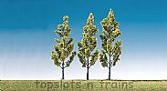 Faller 181420 OO/HO Scale Trees 3 X BIRCH TREES - 130 mm
