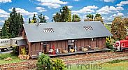 Faller 191732 OO/HO Scale Model Kit BALINGEN GOODS SHED - MODEL OF THE MONTH