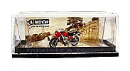 Noch 16444 OO/HO Scale Classic Bikes MOTO GUZZI 850 LE MANS CLASSIC MOTORCYCLE