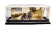 Noch 16456 OO/HO Scale Classic Bikes NSU SUPERMAX CLASSIC MOTORCYCLE