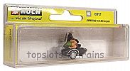 Noch 15912 OO/HO Scale Classic Bikes BMW R60 MOTORBIKE WITH SIDECAR - 2 X PEOPLE