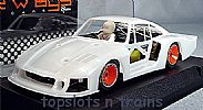 Racer Sideways  SWK-MDA PORSCHE 935 MOBY DICK GR.5 RTR SLOT CAR KIT