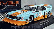 Racer Sideways SW-HC05 Limited Edition FORD MUSTANG LTD GULF SPECIAL EDITION