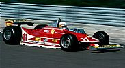 Slot  Racing Company SRC 02206 FERRARI 312 T4 FRANCE 1979 F1 GP SCHECKTER LTD
