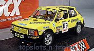 Scx A10074 SEAT FURA SCHWEPPES CLASSIC RALLY