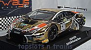 Racer Sideways SWCAR01F LAMBORGHINI HURACAN GT3 RATON RACING TEAM LTD GOLD
