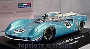 Thunder Slot CA00203-SW LOLA T70 SPYDER CAN AM 1967 PETER REVSON