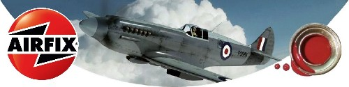 All Airfix Model Kits categories