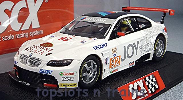 BMW M3 GT2 SCX A10078 GT2 Slot Cars at TopSlots n Trains