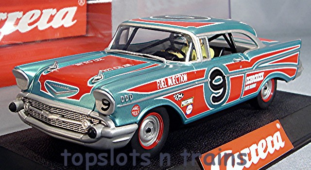 Carrera CA-27526 Limited Edition - CHEVROLET BEL AIR OVAL RACER USA LTD