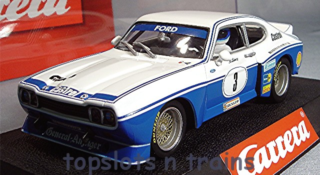 Carrera Digital 132 CA-30474 - FORD CAPRI RS-3100 DRM LUDWIG