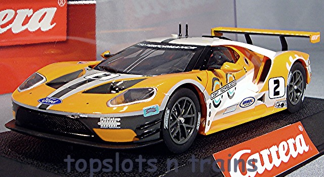 carrera ford gt le mans race car 2016 slot cars 27547 at. Black Bedroom Furniture Sets. Home Design Ideas
