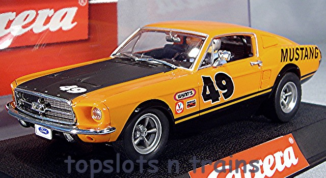 carrera ford mustang gt 27488 usa ltd slot cars at. Black Bedroom Furniture Sets. Home Design Ideas
