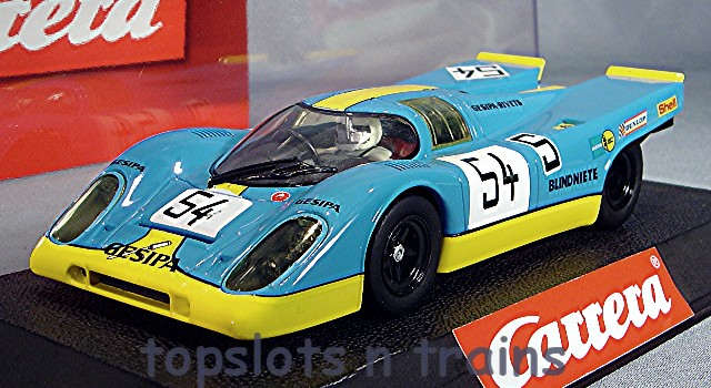 Carrera CA-27552 - PORSCHE 917-K GESIPA RACING TEAM