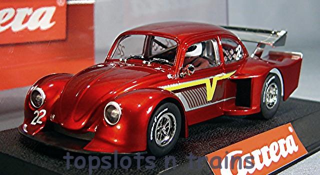 carrera volkswagen vw kafer beetle digital slot cars at topslots. Black Bedroom Furniture Sets. Home Design Ideas