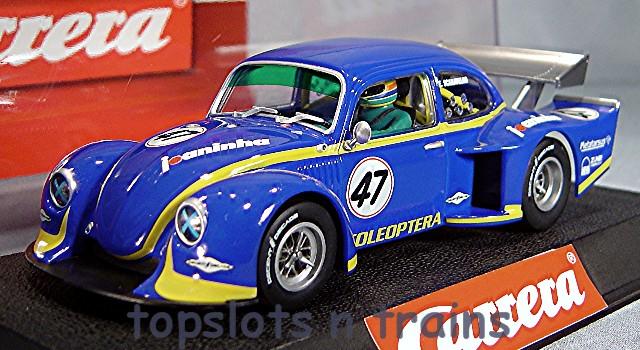vw kafer beetle carrera 27470 gr5 slot cars at topslots n trains. Black Bedroom Furniture Sets. Home Design Ideas