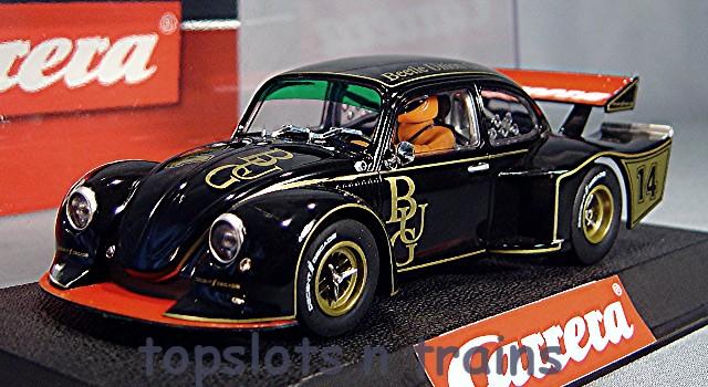 carrera vw kafer gr 5 beetle union germany slot cars 27557 at topslots. Black Bedroom Furniture Sets. Home Design Ideas
