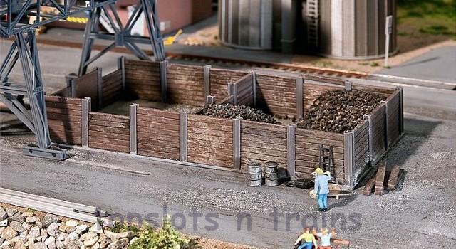 Faller Coal Bunkers 120254 OO/HO Scale at TopSlots n Trains