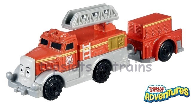 Thomas Adventures DXR62 - FLYNN - SEARCH AND RESCUE FIRE ENGINE